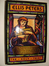 19th Chronicle of Brother Cadfael Ellis Peters The Holy Thief 1992 HC