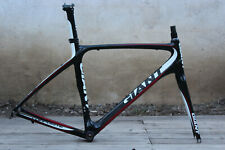 Giant Defy Carbon Road Bike Frameset Size ML/53.5cm Aero Comfort