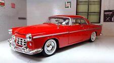 G LGB 1:24 Scale 1955 73302 Chrysler C300 Hemi V8 Motormax Diecast Model Car Red