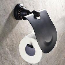 Oil Rubbed Bronze Toilet Tissue Paper Holder Bathroom Paper Roll Holder Kba441