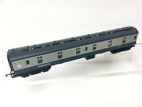 Hornby R4113 OO Gauge BR Blue/Grey Sleeping Coach W2574