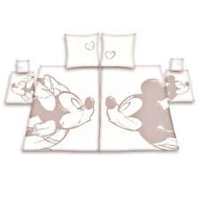 Lenzuola Matrimoniali Mickey Mouse.Mickey Mouse Minnie In Vendita Lenzuola E Federe Ebay