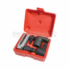 5Pc Oxygen Lambda Sensor Socket Thread Chasers Tool Set Car Garage Repair Kit