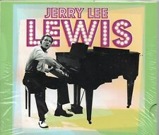 CD DIGIPACK 20T JERRY LEE LEWIS BEST OF  ANNEE 2006 NEUF SCELLE