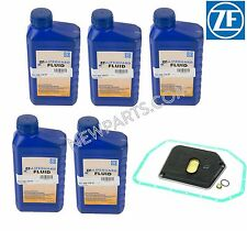 BMW E31 E38 E39 E53 Automatic Trans Filter Kit with Gasket and 5 Liter Fluid ZF