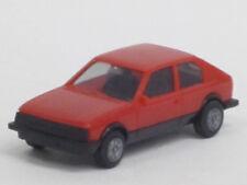 Opel Kadett Berlina SR Fließheck in rot/schwarz, o. OVP, Herpa, 1:87