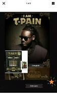 T PAIN  AUTOTUNE VST 32bit 64bit DILLnot made for protools .Please read listing
