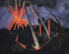 Rufino Tamayo Landscape El Paricutin Canvas Print 16 x 20   #2713