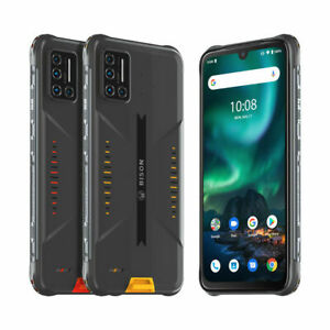 UMIDIGI BISON Rugged Smartphone Waterproof Shockproof 128GB Unlocked Cell Phone