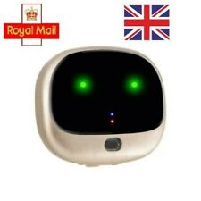 4G WiFi GSM Mini Pet Dog GPS Locator With Collar Finder Tracking Device Cat 🇬🇧