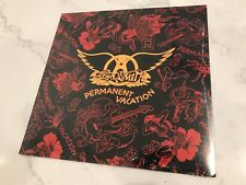 """Factory Sealed"" AEROSMITH ""Permanent Vacation"" BMG Club LP, S Tyler / J Perry"