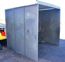 Open face paint Spray painting Booth ADELAIDE 1.9kw Flameproof motor woods Fan