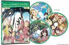 Stella Women's Academy High School Division Class C3 Complete Collection DVD
