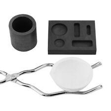 Kit di fusione per crogiolo grafite ad alta purezza ad alta resistenza e durata