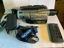 CAMCORDER SONY DCR-TRV310E PAL DIGITAL 8-VIDEO 8-HI 8 - VIDEOCAMERA HANDYCAM