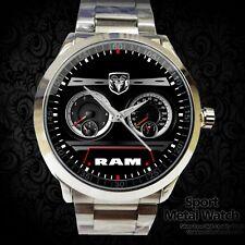 Reloj Rare Dodge Ram 1500 4x4 Wristwatches Sport Metal Watch