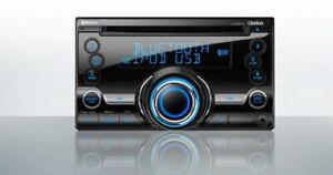 Clarion CX501E 2-DIN Autoradio mit USB CD Bluetooth MP3 NEU CX501 Doppel-DIN, N1