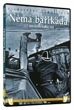 Nema Barikada (Silent Barricade) DVD box 1949 Czech War Drama English subtitles