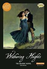 Wuthering Heights: The Graphic Novel by Emily Bronte (Hardback, 2011)