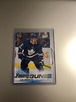 Ilya Mikheyev Young Guns Rookie Card #210 Upper Deck 2019-20 Maple Leafs