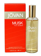 Jovan Musk For Women - Cologne Concentrate Spray - 96ml - Womens Perfume