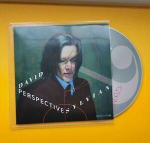 David Sylvian 'Perspective' CD, Rare Cuts 3, 14 tracks; Japan