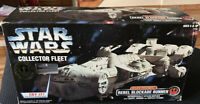 1996 Kenner STAR WARS (Collector Fleet) ELECTRONIC REBEL BLOCKADE RUNNER, NEW!