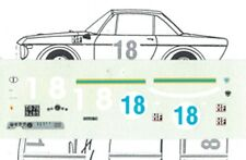 decal LANCIA FULVIA HF 1,3 1° GT 1300 TARGA FLORIO 1966 CELLA-MARZI EmmeBi D051
