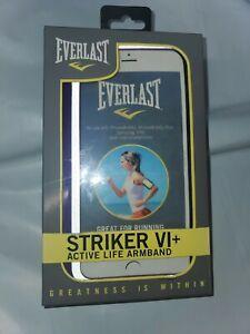 Everlast Striker VI+ Active Life Armband for Mobile Phones Purple,EV563 (5D)