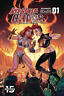 RED SONJA: AGE OF CHAOS #1 ALE GARZA VARIANT COVER D - DYNAMITE/2020