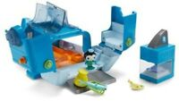 Fisher Price - Octonaughts Gup-W Reef Rescure Playset [New Toy] Toy