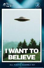 I Want To Believe Billy Meier UFO 5 inch saucer w/light Atlantis Toy and Hobby