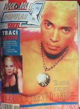 POPULAR 1 :N.259-TERENCE TRENT D'ARBY-TRACI LORDS-CRAMPS-CHARLES MANSON-LEMMY