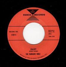 RARE DOOWOP-FABULOUS IDOLS-KENCO 5011-BABY/NELLIE
