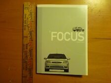 2007 Ford Focus Owner's Guide Excellent Condition