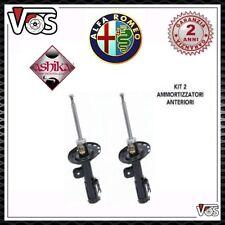 2 AMMORTIZZATORI ANTERIORI PER ALFA ROMEO 147 156 GT 1.9 JTD 1.6 T.SPARK 2.4JTD
