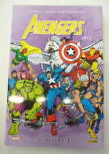 avengers integrale  1972  marvel france panini