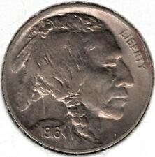 1916 Indian Head (Buffalo) 5 Cent Nickel - Unc+++