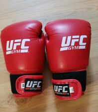 UFC Gym Boxing gloves red yputh 7-15 years
