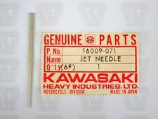 Kawasaki NOS NEW 16009-071 Jet Needle 5DL3 KZ KZ1000 KZ900 KZ650 1976-81