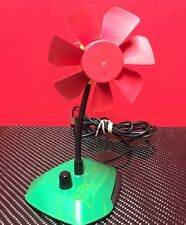 ARCTIC Breeze USB Desktop Fan Flexible Neck Adjustable Fan Speed Colorful GC