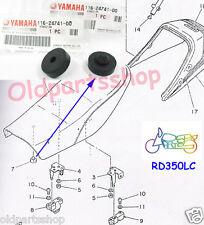 Yamaha RD350LC Seat Pad x2 NOS RD250LC XJ750 XS400 YZ490 YZ250 YZ125 116-24741-0