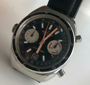 Breitling Chrono Matic Chronograph Vintage Ref. 2112 Cal. 11