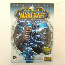 World Of Warcraft Wrath Of The Lich King PC DVD-ROM