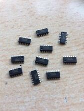 74ac02s né CANCELLO 4-element 2-in CMOS 14-Pin SOIC N binario 10 PEZZI HU201