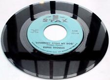 Rufus Thomas Somebody Stole My Dog 1964 Stax 149 R&B Funk Soul 45 rpm VG+