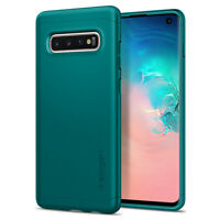 Galaxy S10, S10 Plus, S10e Spigen® [Thin Fit Classic] Slim Protective Case Cover
