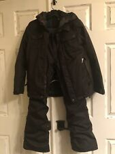 Volcom Snowboard Jacket And Pants Kids Large Mint!