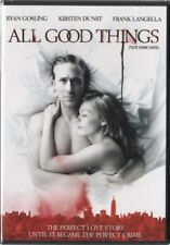 All Good Things DVD Movie RYAN GOSLING Brand New & Sealed (VG-A113413DV/VG-319)