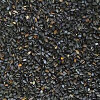 1 KG  Sesame Seeds Black - Premium Quality - Vacuum Packed - Free postage